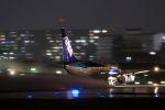 かぷちーのさんが、伊丹空港で撮影したANAウイングス 737-54Kの航空フォト(写真)