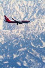 かぷちーのさんが、富山空港で撮影した上海航空 737-76Dの航空フォト(写真)