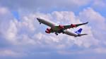 nrtbase_sigmaさんが、成田国際空港で撮影したスカンジナビア航空 A340-313Xの航空フォト(写真)