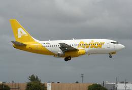 VQ-BELさんが、マイアミ国際空港で撮影したアビオール・エアラインズ 737-232/Advの航空フォト(飛行機 写真・画像)