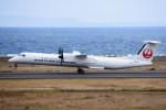 kumagorouさんが、奄美空港で撮影した琉球エアーコミューター DHC-8-402Q Dash 8 Combiの航空フォト(飛行機 写真・画像)