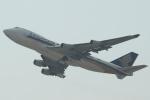 セブンさんが、関西国際空港で撮影したシンガポール航空カーゴ 747-412F/SCDの航空フォト(飛行機 写真・画像)