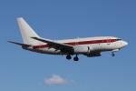 ゴンタさんが、マッカラン国際空港で撮影したEG&G 737-66Nの航空フォト(写真)