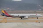 masa707さんが、仁川国際空港で撮影したアシアナ航空 A321-231の航空フォト(写真)