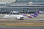 LEGACY-747さんが、羽田空港で撮影したタイ国際航空 A350-941XWBの航空フォト(写真)
