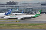LEGACY-747さんが、羽田空港で撮影したエバー航空 A330-302の航空フォト(飛行機 写真・画像)