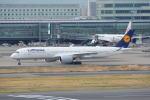 LEGACY-747さんが、羽田空港で撮影したルフトハンザドイツ航空 A350-941XWBの航空フォト(写真)