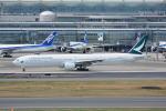 LEGACY-747さんが、羽田空港で撮影したキャセイパシフィック航空 777-367の航空フォト(写真)