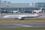 LEGACY-747さんが、羽田空港で撮影した日本航空 777-346/ERの航空フォト(写真)