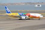 LEGACY-747さんが、羽田空港で撮影した全日空 777-281/ERの航空フォト(写真)