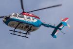 まんぼ しりうすさんが、岐阜基地で撮影した川崎市消防航空隊 BK117C-2の航空フォト(写真)