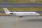 PASSENGERさんが、羽田空港で撮影した中国個人所有 CL-600-2B19 Challenger 850の航空フォト(写真)