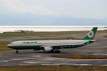ハピネスさんが、関西国際空港で撮影したエバー航空 A330-302の航空フォト(飛行機 写真・画像)