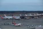 prado120さんが、成田国際空港で撮影したティーウェイ航空 737-8KNの航空フォト(写真)