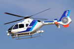 なごやんさんが、名古屋飛行場で撮影したオールニッポンヘリコプター EC135T2の航空フォト(写真)