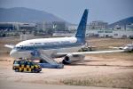 cornicheさんが、エレフテリオス・ヴェニゼロス国際空港で撮影したオリンピック航空 737-284/Advの航空フォト(飛行機 写真・画像)