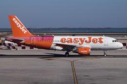 soranchuさんが、ヴェネツィア マルコ・ポーロ国際空港で撮影したイージージェット A319-111の航空フォト(飛行機 写真・画像)