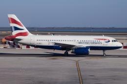 soranchuさんが、ヴェネツィア マルコ・ポーロ国際空港で撮影したブリティッシュ・エアウェイズ A319-131の航空フォト(飛行機 写真・画像)