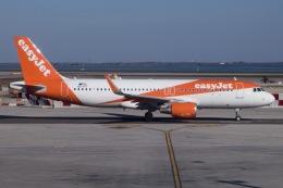 soranchuさんが、ヴェネツィア マルコ・ポーロ国際空港で撮影したイージージェット・ヨーロッパ A320-214の航空フォト(飛行機 写真・画像)