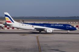 soranchuさんが、ヴェネツィア マルコ・ポーロ国際空港で撮影したエア・モルドバ ERJ-190-100 LR (ERJ-190LR)の航空フォト(飛行機 写真・画像)