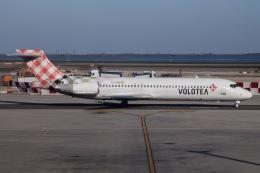 soranchuさんが、ヴェネツィア マルコ・ポーロ国際空港で撮影したボロテア 717-2BLの航空フォト(飛行機 写真・画像)