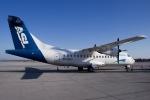 soranchuさんが、ヴェネツィア マルコ・ポーロ国際空港で撮影したASLエアラインズ・アイルランド ATR 42-320Fの航空フォト(写真)