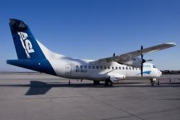 soranchuさんが、ヴェネツィア マルコ・ポーロ国際空港で撮影したASLエアラインズ・アイルランド ATR 42-320Fの航空フォト(飛行機 写真・画像)