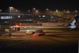 ステラさんが、関西国際空港で撮影したシンガポール航空 787-10の航空フォト(写真)