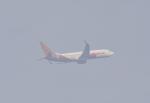 eagletさんが、シンガポール・チャンギ国際空港で撮影したマリンド・エア 737-8GPの航空フォト(写真)