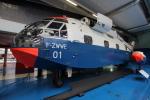 Koenig117さんが、ル・ブールジェ空港で撮影したアエロスパシアル SA-321 Super Frelonの航空フォト(写真)