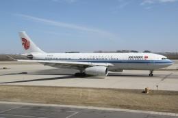 masa707さんが、北京首都国際空港で撮影した中国国際航空 A330-243の航空フォト(写真)