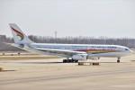 masa707さんが、北京首都国際空港で撮影したチベット航空 A330-243の航空フォト(写真)