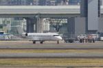 キイロイトリさんが、伊丹空港で撮影したリージョナル・ワン CL-600-2B19 Regional Jet CRJ-200ERの航空フォト(飛行機 写真・画像)