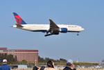 mojioさんが、成田国際空港で撮影したデルタ航空 777-232/LRの航空フォト(写真)