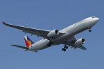 nobu_32さんが、羽田空港で撮影したフィリピン航空 A330-343Xの航空フォト(写真)
