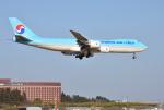 mojioさんが、成田国際空港で撮影した大韓航空 747-8B5F/SCDの航空フォト(写真)