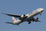 nobu_32さんが、羽田空港で撮影した日本航空 777-346の航空フォト(写真)