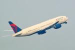 tkosadaさんが、羽田空港で撮影したデルタ航空 777-232/ERの航空フォト(写真)