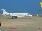 向かい風さんが、中部国際空港で撮影した東方公務航空 EMB-135BJ Legacy 650の航空フォト(写真)