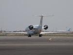 51ANさんが、羽田空港で撮影した中国個人所有 CL-600-2B19 Challenger 850の航空フォト(写真)