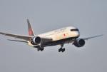 mojioさんが、成田国際空港で撮影したエア・カナダ 787-9の航空フォト(写真)