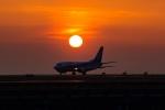 JA882Aさんが、松山空港で撮影したANAウイングス 737-54Kの航空フォト(写真)