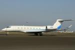 スポット110さんが、羽田空港で撮影したUS バンク G-IV-X Gulfstream G450の航空フォト(写真)