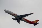 ハピネスさんが、香港国際空港で撮影した香港航空 A330-343Xの航空フォト(飛行機 写真・画像)