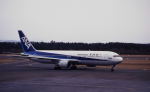 kumagorouさんが、仙台空港で撮影したワールドエアネットワーク 767-381/ERの航空フォト(写真)