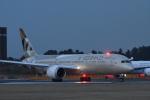 なないろさんが、成田国際空港で撮影したエティハド航空 787-9の航空フォト(写真)