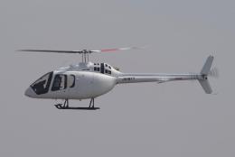 yabyanさんが、名古屋飛行場で撮影したセコインターナショナル 505 Jet Ranger Xの航空フォト(写真)
