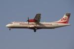 masa707さんが、インディラ・ガンディー国際空港で撮影したアライアンス・エア ATR-72-600の航空フォト(写真)