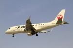 とらとらさんが、女満別空港で撮影したジェイ・エア ERJ-170-100 (ERJ-170STD)の航空フォト(飛行機 写真・画像)