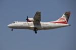 masa707さんが、インディラ・ガンディー国際空港で撮影したアライアンス・エア ATR-42-300の航空フォト(写真)